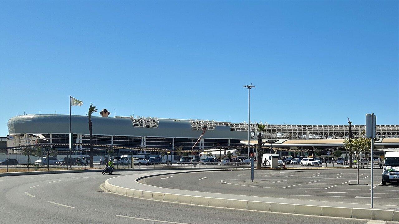 Sistemas de Proteção Passiva Contra Incêndios na Renovação e Ampliação do Aeroporto de Faro