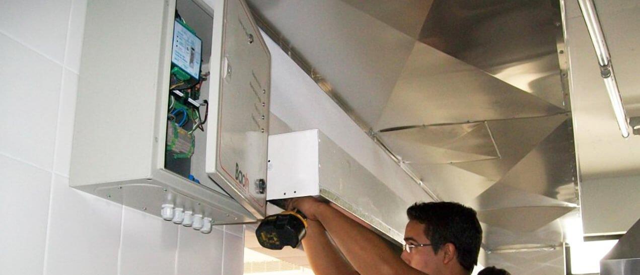 Manutenção dos Sistemas de SCI em edifícios - fator Crítico para a Segurança de Pessoas e Bens