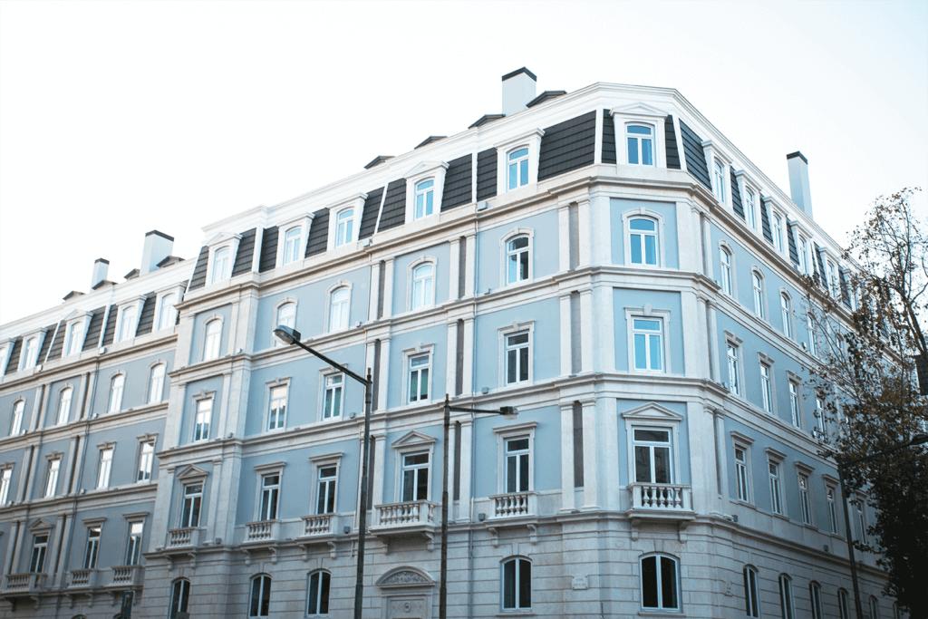 Residential building, Av. Duque de Loulé