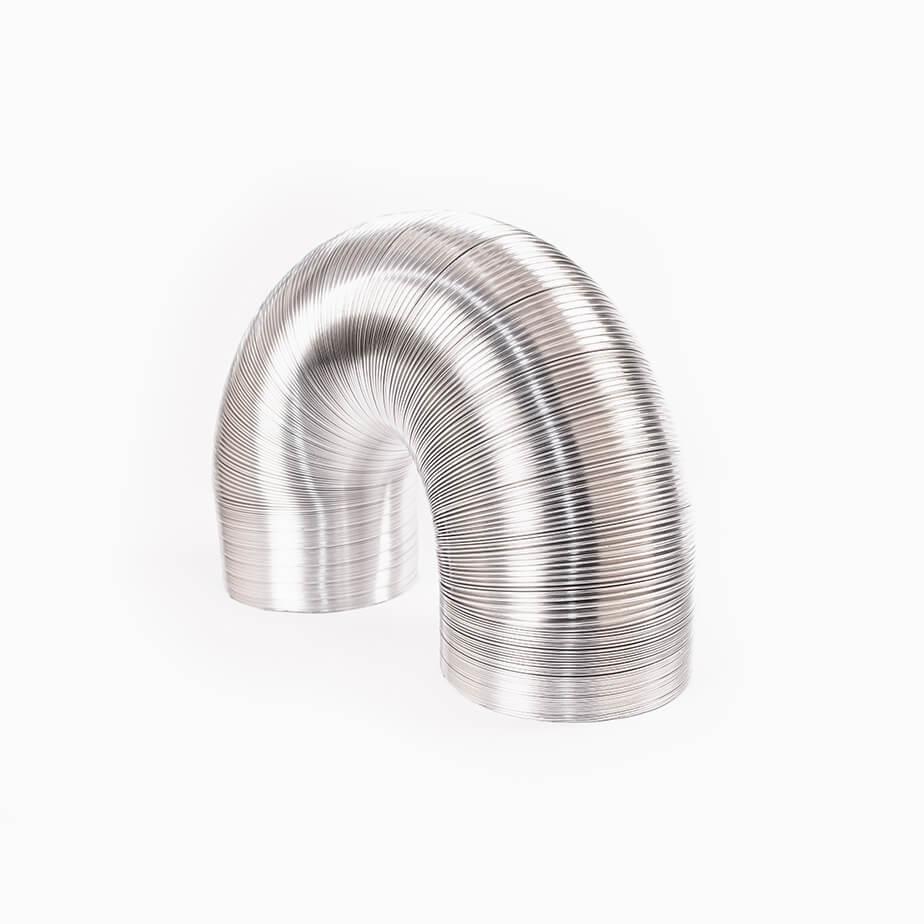 Tubo Flexível de Alumínio